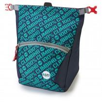 Bouldering Chalk Bag 100% - Indigo
