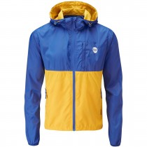 Moon Wind Cheater Jacket - Skydiver/Golden Rod