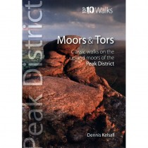 Moors & Tors: Classic walks on the upland moors of the Peak District: Top 10 Walks by Northern Eye