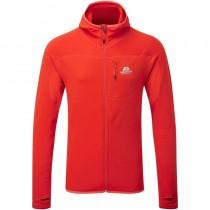 Mountain Equipment Eclipse Hooded Jacket - Men's - Cardinal Orange