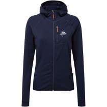 Mountain Equipment Eclipse Hooded Jacket - Women's - Cosmos