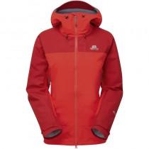Mountain Equipment Saltoro Waterproof Jacket -  Women's - Imperial Red/Crimson