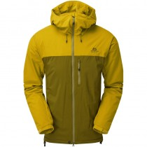 Mountain Equipment Kinesis Jacket - Men's - Fir Green/Acid