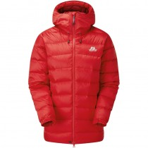 Mountain Equipment Senja Down Jacket - Women's - Barbados Red
