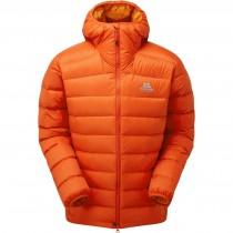 Mountain Equipment Skyline Down Jacket - Magma/Russet Orange
