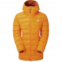 Mountain Equipment Skyline Down Jacket - Women's - Orange Sherbert