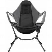 Nemo Stargaze Recliner Luxury Camping Chair - Graphite/Smoke