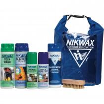 Nikwax Essential Kit Plus