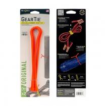 Nite Ize Gear Tie - 18 inch - Orange - 2-Pack