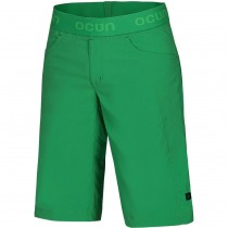 Ocun Mania Men's Climbing Shorts - Green/Navy