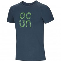 Ocun Bamboo T Gear Men's T-shirt - Slate Blue