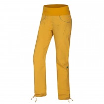 Ocun Noya Women's Climbing Trousers - Yellow/Bue