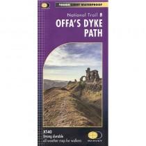Offa's Dyke Path: Harvey Maps