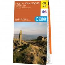 OL26 North York Moors: Western area