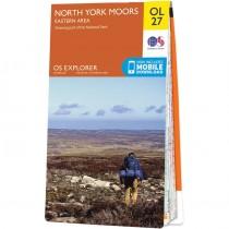 OL27 North York Moors: Eastern area