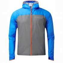 OMM Halo Waterproof Jacket - Grey/Blue