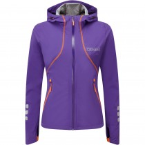 OMM Kamleika Women's Waterproof Running Jacket - Purple