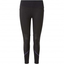 OMM Flash Winter Women's Running Tights - Black/Purple