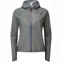 OMM Halo Ultralight Women's Waterproof Jacket - Grey