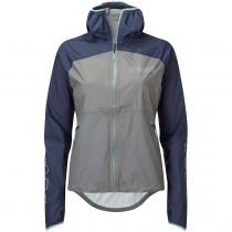 OMM Halo+ Ultralight Waterproof Jacket - Women's - Grey/Navy