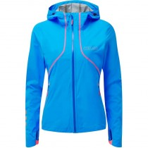 OMM Kamleika Women's Waterproof Running Jacket - Blue