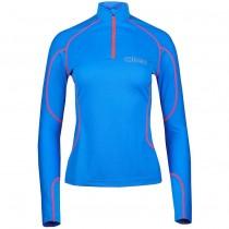 OMM Meridian Zip Long Sleeved Mid Layer - Women's - Blue