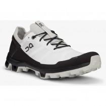 On Running Cloudventure Peak Running Shoe - Men's - White/Black