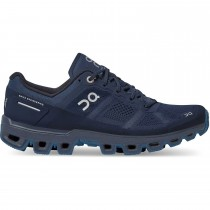 On Running Cloudventure Running Shoe - Women's - Midnight/Navy