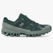 On Running Cloudventure Waterproof Running Shoe - Women's - Juniper/Sea