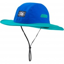 Outdoor Research Retro Seattle Sombrero Waterproof Hat - Glacier/Sea