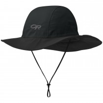 Outdoor Research Seattle Sombrero Gore-Tex® Waterproof Hat - Black