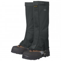 Outdoor Research Women's Crocodile Gaiters - Black