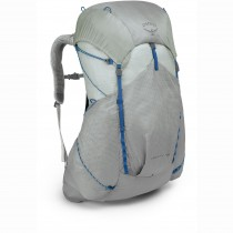 Osprey Levity 45 Ultralight Backpack - Parallax Silver - Side