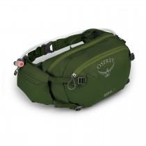 Osprey Seral 7 Waistpack & Reservoir - Dustmoss Green