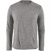 Patagonia Long-Sleeved Cap Cool Daily Shirt - Feather Grey