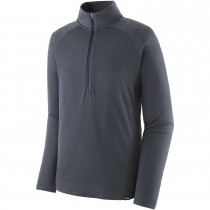 Patagonia Capilene Midweight Men's Zip-Neck - Smolder Blue