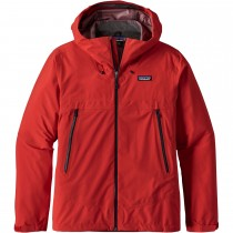 Patagonia Cloud Ridge Men's Waterproof Jacket - Fire