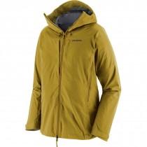 Patagonia Dual Aspect Waterproof Jacket - Men's - Textile Green