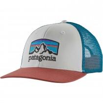 Fitz Roy Horizons Trucker Hat - Mens - White