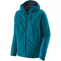 Patagonia Galvanized Waterproof Jacket - Men's - Balkan Blue