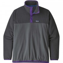 Patagonia Micro D Snap-T Pullover - Men's - Forge Grey