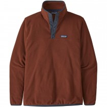 Patagonia Micro D Snap-T Pullover - Men's - Fox Red