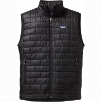 Patagonia Men's Nano Puff Vest Black