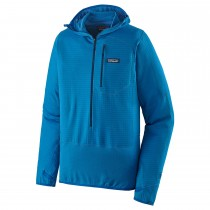 Patagonia R1 Pullover Hoody - Men's - Andes Blue