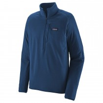 Patagonia R1 Pullover - Men's - Superior Blue
