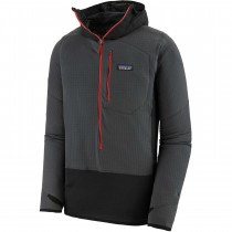 Patagonia R1 Pullover Hoody - Forge Grey