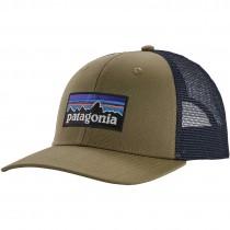 Patagonia P-6 Trucker Hat - Sage Khaki