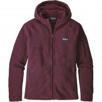 Patagonia Women's Better Sweater Full-Zip Fleece Hoody - Dark Currant