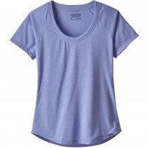Patagonia Women's Cap Cool Trail Shirt - Light Violet
