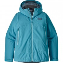Patagonia Cloud Ridge Women's Waterproof Jacket - Mako Blue